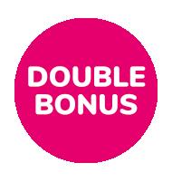 Three Double Bonus