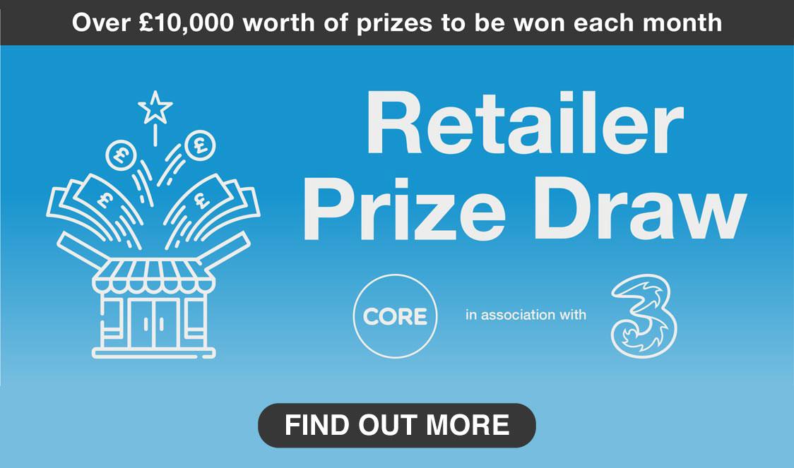 Three prize draw