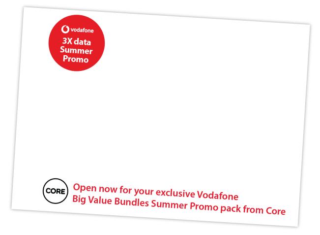 Vodafone POS Kit