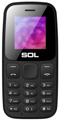 Sol B1400 Dual SIM Black