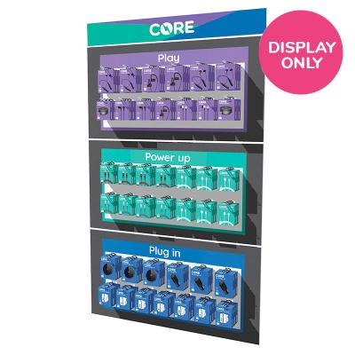 CORE Bolt Large Slatwall – Display Only