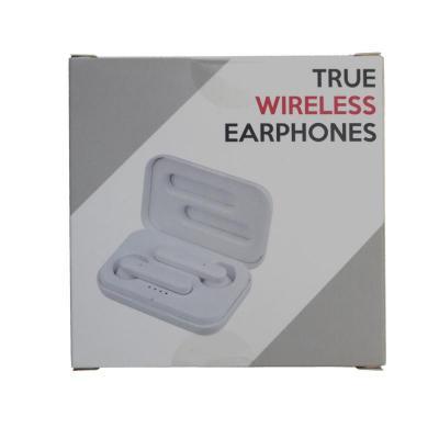 K100 True Wireless Earbuds White