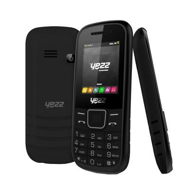 Yezz C23A Dual SIM Black