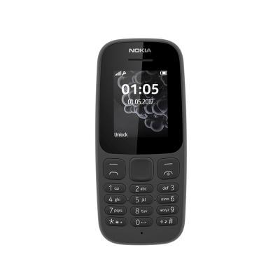 Nokia 105 Single SIM Black